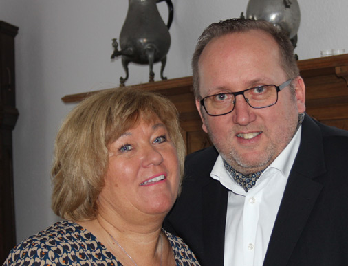Michael und Elli Schmidt