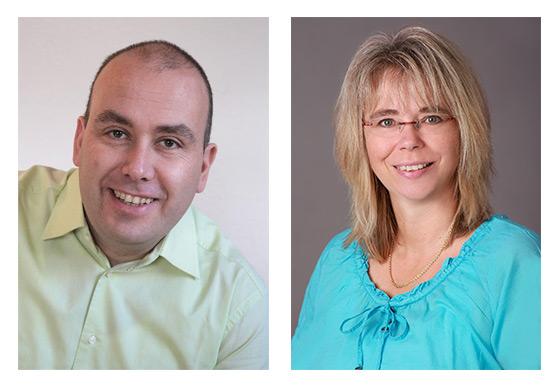 Stefan und Nicole Tillmann